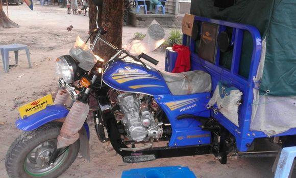 Moto à vendre Senke SK150 Bleu - Kinshasa - Lingwala