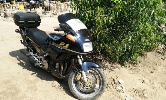 Moto à vendre Yamaha FJ 1200 Noir - Kinshasa - Kintambo