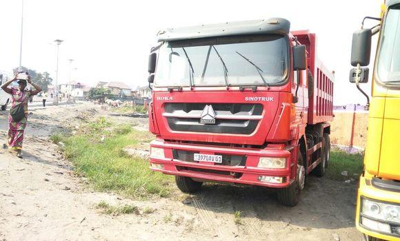 Utilitaire à vendre Man Comander Rouge - Kinshasa - Kalamu