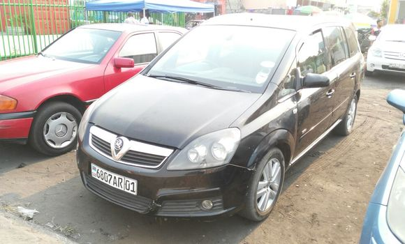 Voiture à vendre Opel Frontera Noir - Kinshasa - Bandalungwa