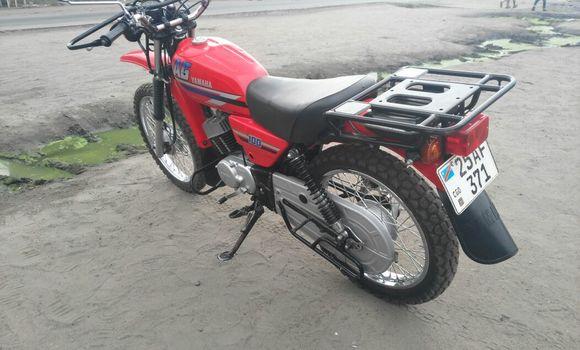 Moto à vendre Yamaha FZR Rouge - Kinshasa - Kasa Vubu