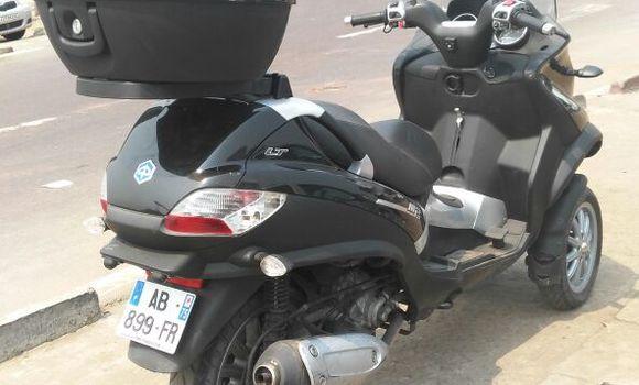 Moto à vendre Piaggio X9 Noir - Kinshasa - Kalamu