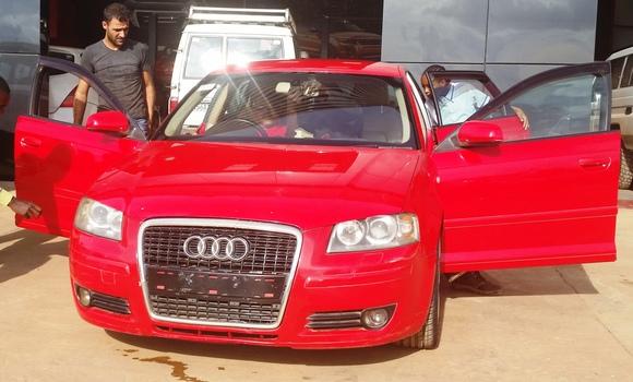 Voiture à vendre Audi A3 Rouge - Lubumbashi - Lubumbashi