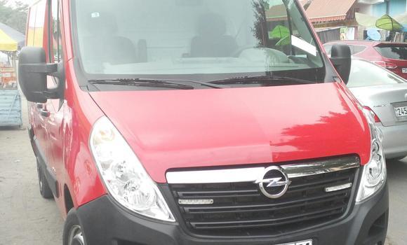 Voiture à vendre Opel Monterey Rouge - Kinshasa - Bandalungwa