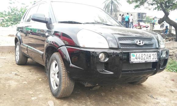 Voiture à vendre Hyundai Tucson Noir - Kinshasa - Kalamu