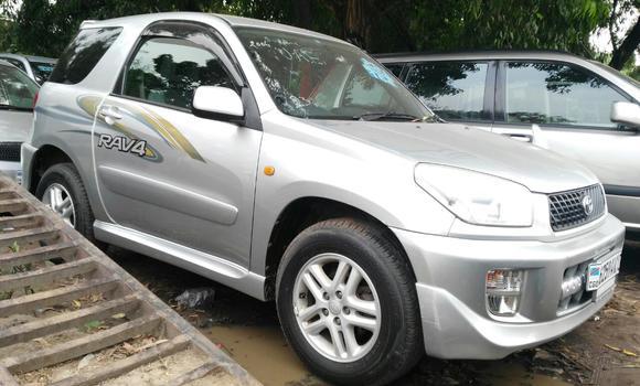 Voiture à vendre Toyota RAV4 Gris - Kinshasa - Kalamu