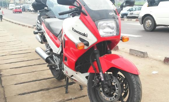 Moto à vendre KTM CG150 Rouge - Kinshasa - Kalamu