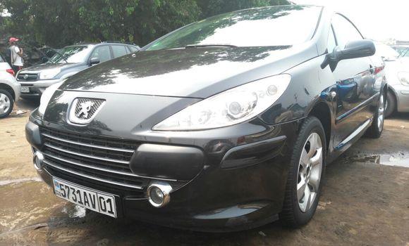 Voiture à vendre Peugeot 307 Noir - Kinshasa - Kalamu