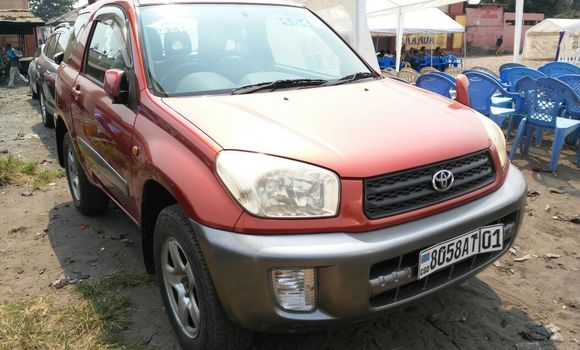 voiture vendre toyota rav4 rouge kinshasa kasa vubu. Black Bedroom Furniture Sets. Home Design Ideas