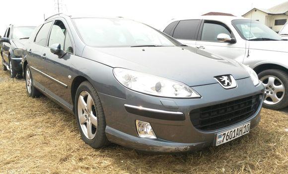 Voiture à vendre Peugeot 407 Gris - Kinshasa - Limete