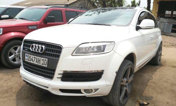 Voiture à vendre Audi Q7 Blanc - Kinshasa - Gombe