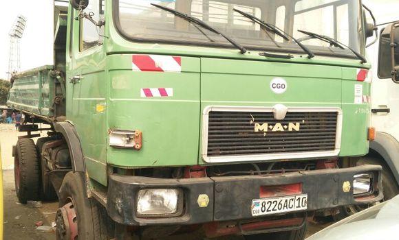 Utilitaire à vendre Man TGL8210 Vert - Kinshasa - Kalamu