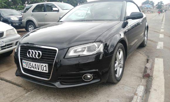 Voiture à vendre Audi A3 Noir - Kinshasa - Kalamu