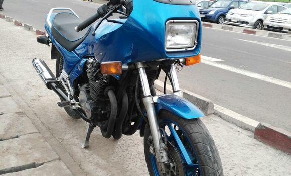 Moto à vendre Yamaha FJ 1200 Bleu - Kinshasa - Kalamu