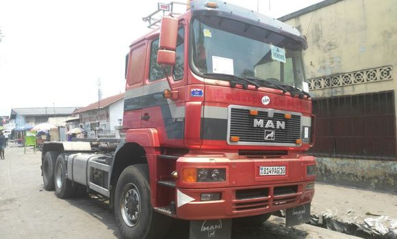 Utilitaire à vendre Man 28-463 Rouge - Kinshasa - Kinshasa