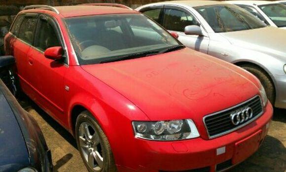 Voiture à vendre Audi A4 Rouge - Lubumbashi - Lubumbashi