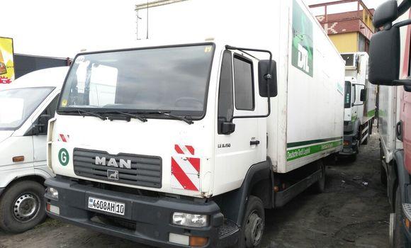 Utilitaire à vendre Man TGL8210 Blanc - Kinshasa - Kasa Vubu