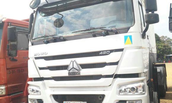 Utilitaire à vendre Sinotruk Howo Blanc - Kinshasa - Kalamu