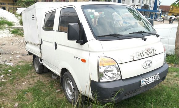 Utilitaire à vendre Hyundai H100 Blanc - Kinshasa - Limete
