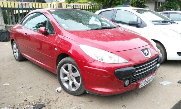 Voiture à vendre Peugeot 307 Rouge - Kinshasa - Ngaliema