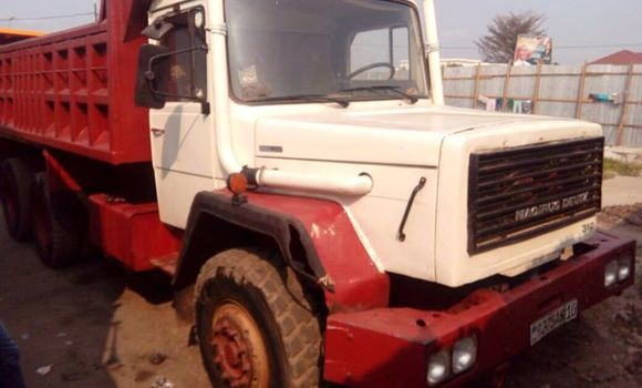 Utilitaire à vendre Man 28-463 Noir - Kinshasa - Bandalungwa