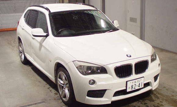 Voiture à vendre BMW X1 Blanc - Kinshasa - Gombe