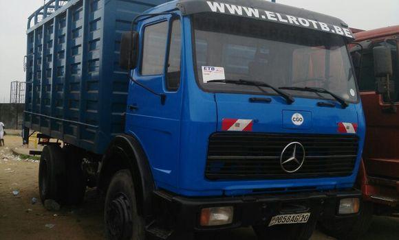 Utilitaire à vendre Mercedes Benz 1719 Bleu - Kinshasa - Kalamu