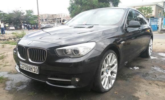 Voiture à vendre BMW GT Noir - Kinshasa - Bandalungwa