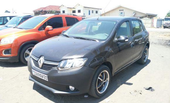 Voiture à vendre Renault Sandero Noir - Kinshasa - Limete