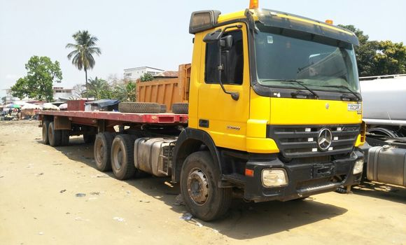 Utilitaire à vendre Mercedes Benz Actros 3341 Autre - Kinshasa - Kalamu