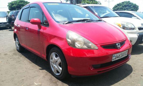 Voiture à vendre Honda Fit Rouge - Kinshasa - Kalamu