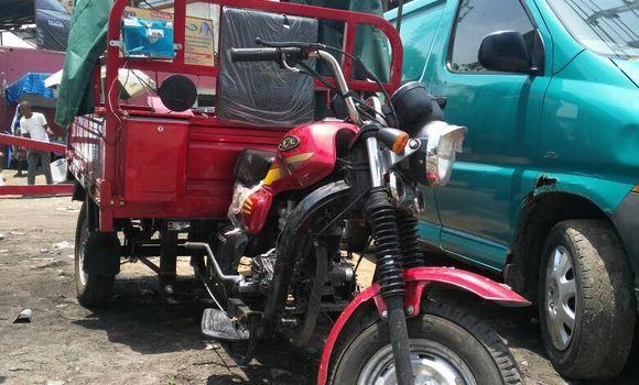 Moto à vendre Cazal CZ150-T1 Rouge - Kinshasa - Bandalungwa