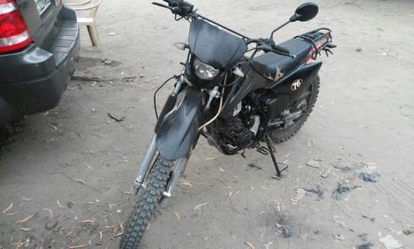 Moto à vendre Kawasaki DI150 Noir - Kinshasa - Limete