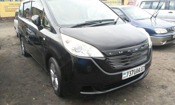 Voiture à vendre Honda Stepwgn Noir - Kinshasa - Kasa Vubu