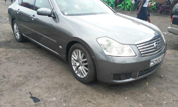 Voiture à vendre Nissan Fuga Gris - Kinshasa - Kasa Vubu