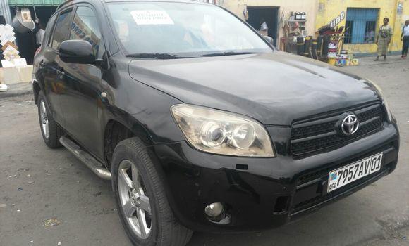 Voiture à vendre Toyota RAV4 Noir - Kinshasa - Kasa Vubu