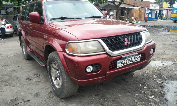 Voiture à vendre Mitsubishi Montero Sport Rouge - Kinshasa - Kasa Vubu