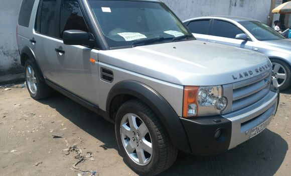 Voiture à vendre Land Rover Discovery Gris - Kinshasa - Kalamu