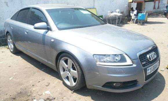 Voiture à vendre Audi A6 Gris - Kinshasa - Kalamu
