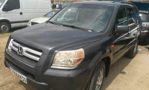 Voiture à vendre Honda Pilot Noir - Kinshasa - Kalamu
