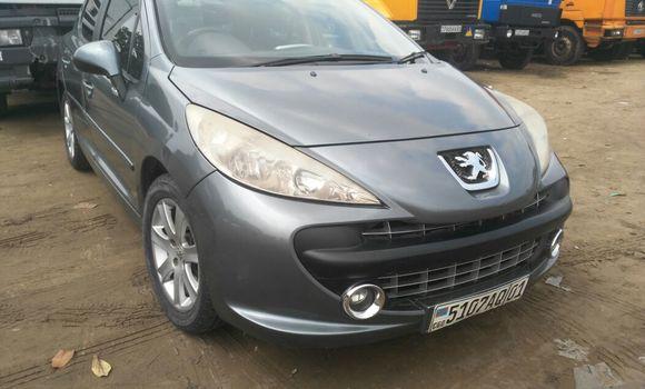 Voiture à vendre Peugeot 207 Gris - Kinshasa - Kalamu