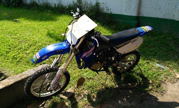 Moto à vendre Yamaha YZ85 Bleu - Kinshasa - Gombe