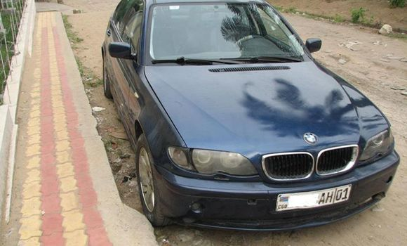 Voiture à vendre BMW Series 1 Noir - Kinshasa - Bandalungwa