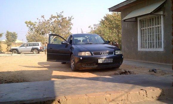 Voiture à vendre Audi A3 Noir - Kinshasa - Bandalungwa