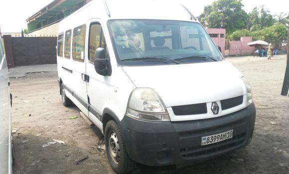 Voiture à vendre Renault Master Blanc - Kinshasa - Kasa Vubu