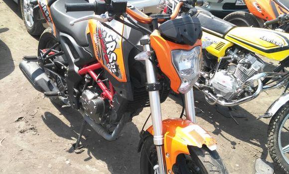 Moto à vendre KSR GRS 125 Autre - Kinshasa - Kalamu