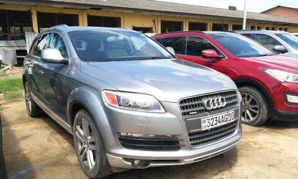 Voiture à vendre Audi Q7 Gris - Kinshasa - Gombe