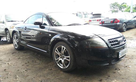 Voiture à vendre Audi TT Noir - Kinshasa - Kalamu