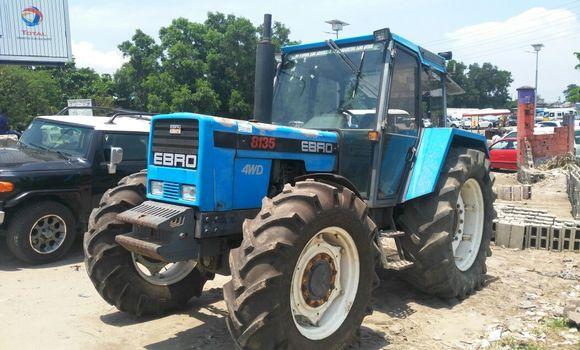Utilitaire à vendre Ebro Kubota 8135 Bleu - Kinshasa - Kalamu