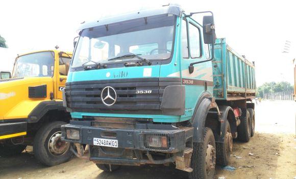 Utilitaire à vendre Mercedes Benz 3538 Bleu - Kinshasa - Kalamu